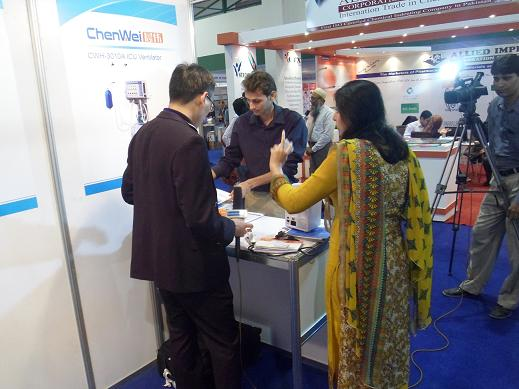9th Health Asia 2013 in Pakistan