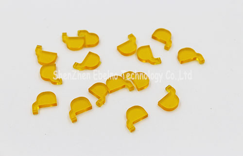 ABS Plastic Turning Milling Parts