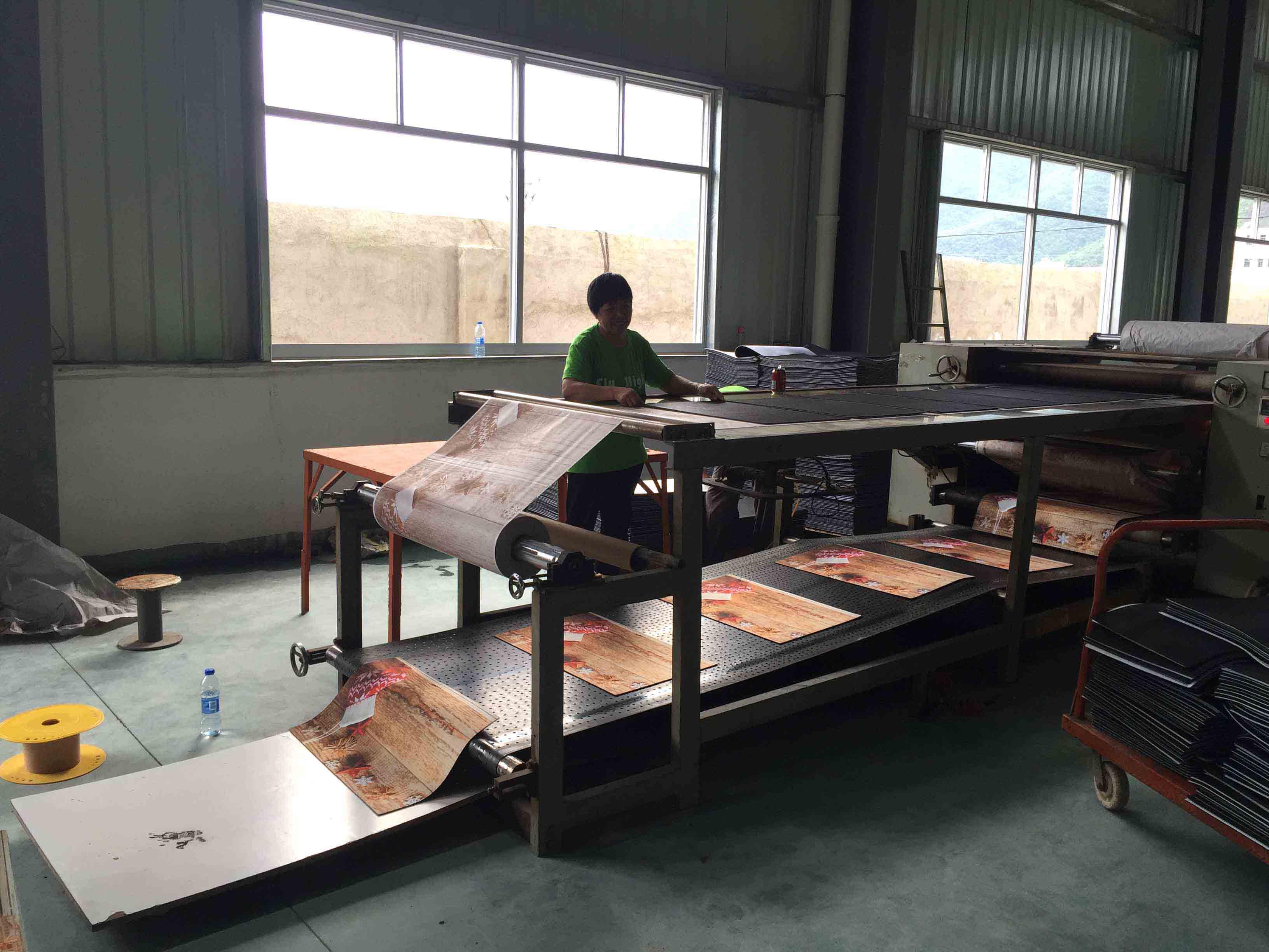 Printing Worshop