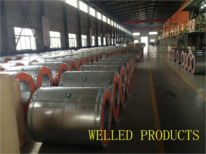 WELLED PRODUCTS