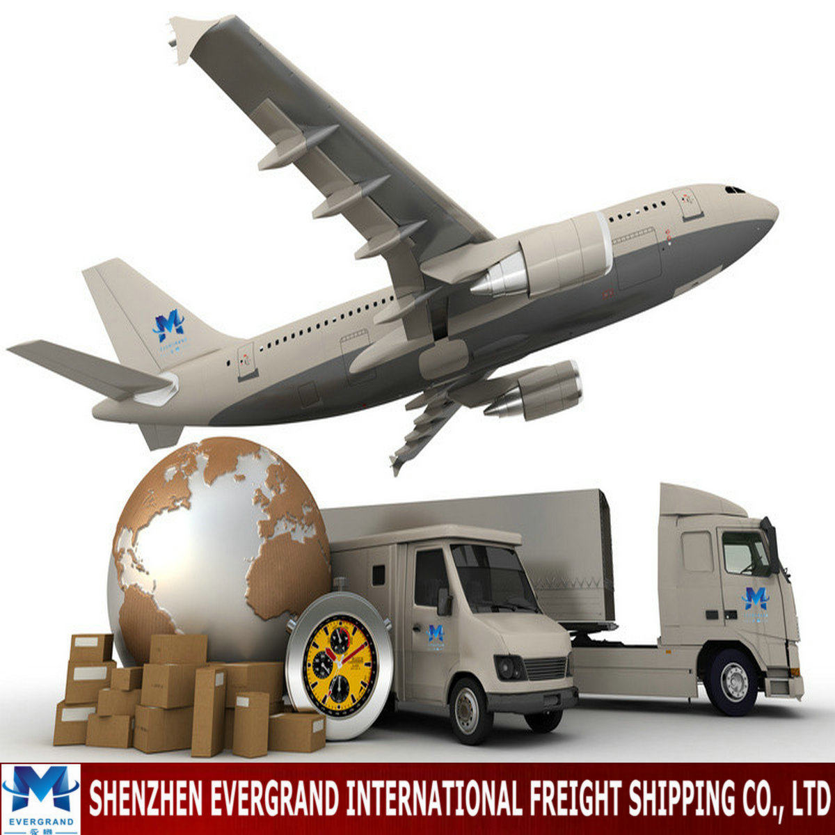 SEA FREIGHT DOOR to DOOR FROM CHINA to USA
