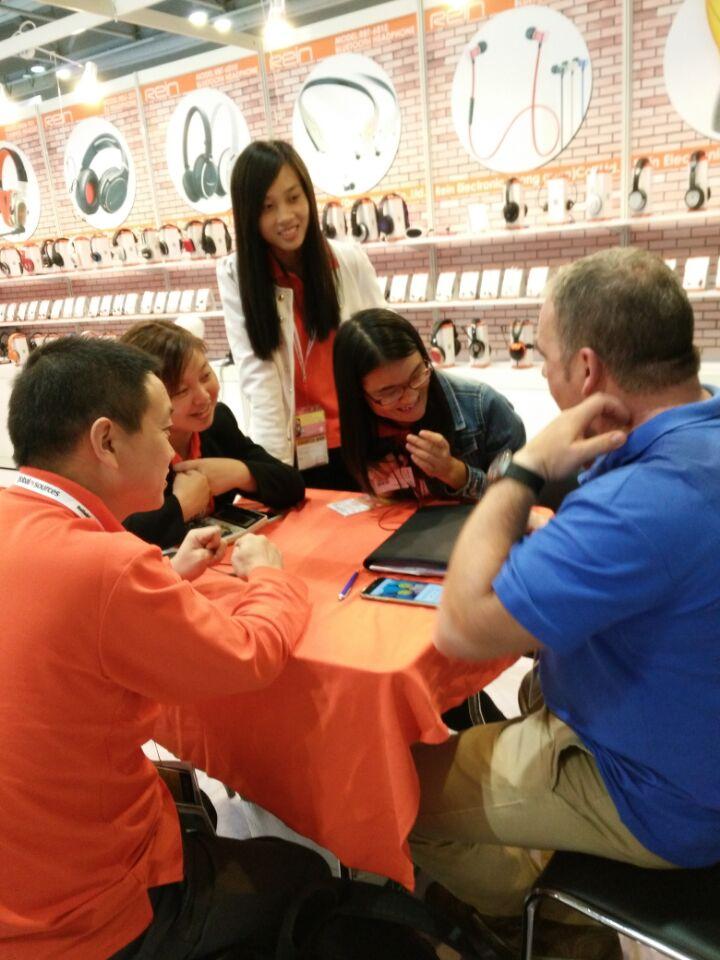 Hong Kong Electronic Fair (Autumn edtion) ,2015