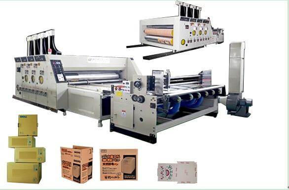 Printing and Die-cutting Machine