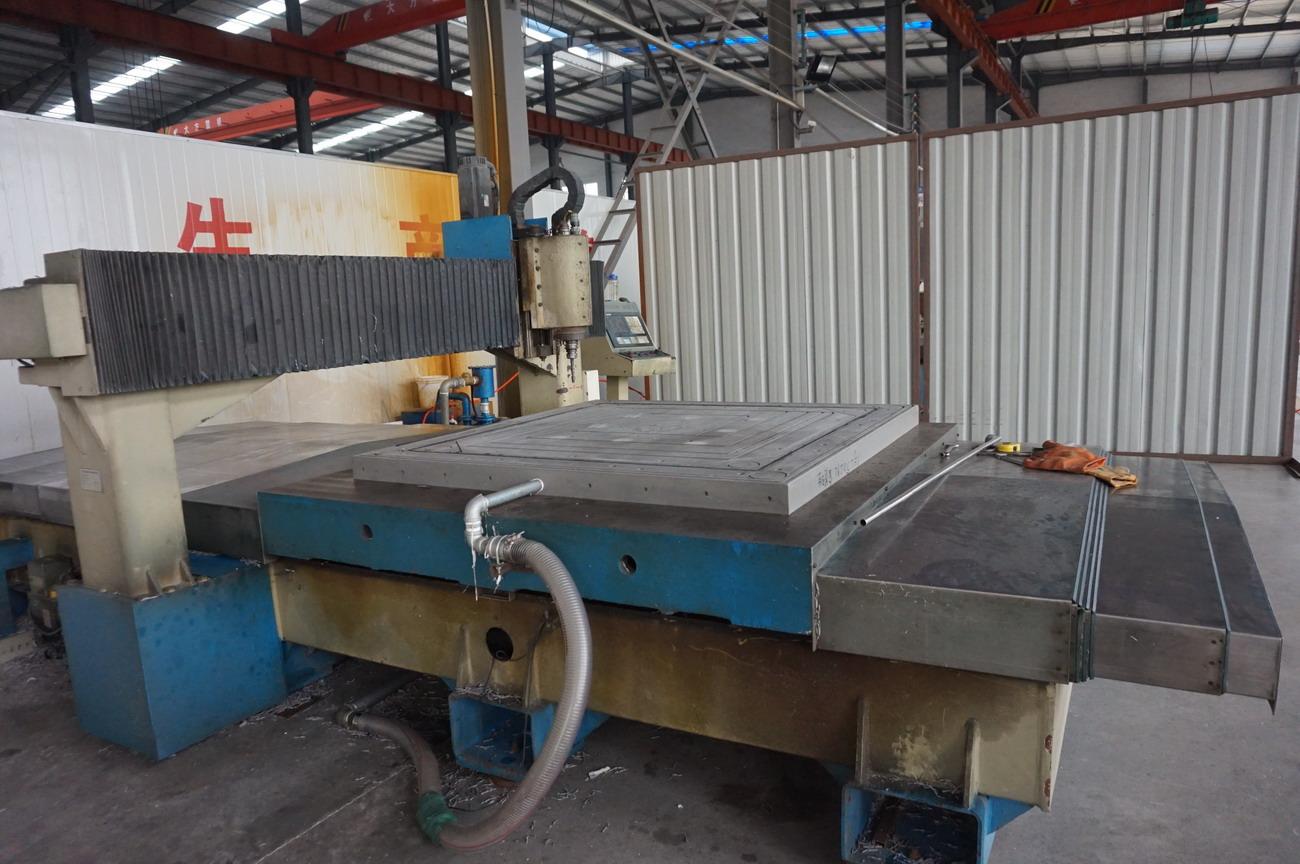 workshop of factory filter press