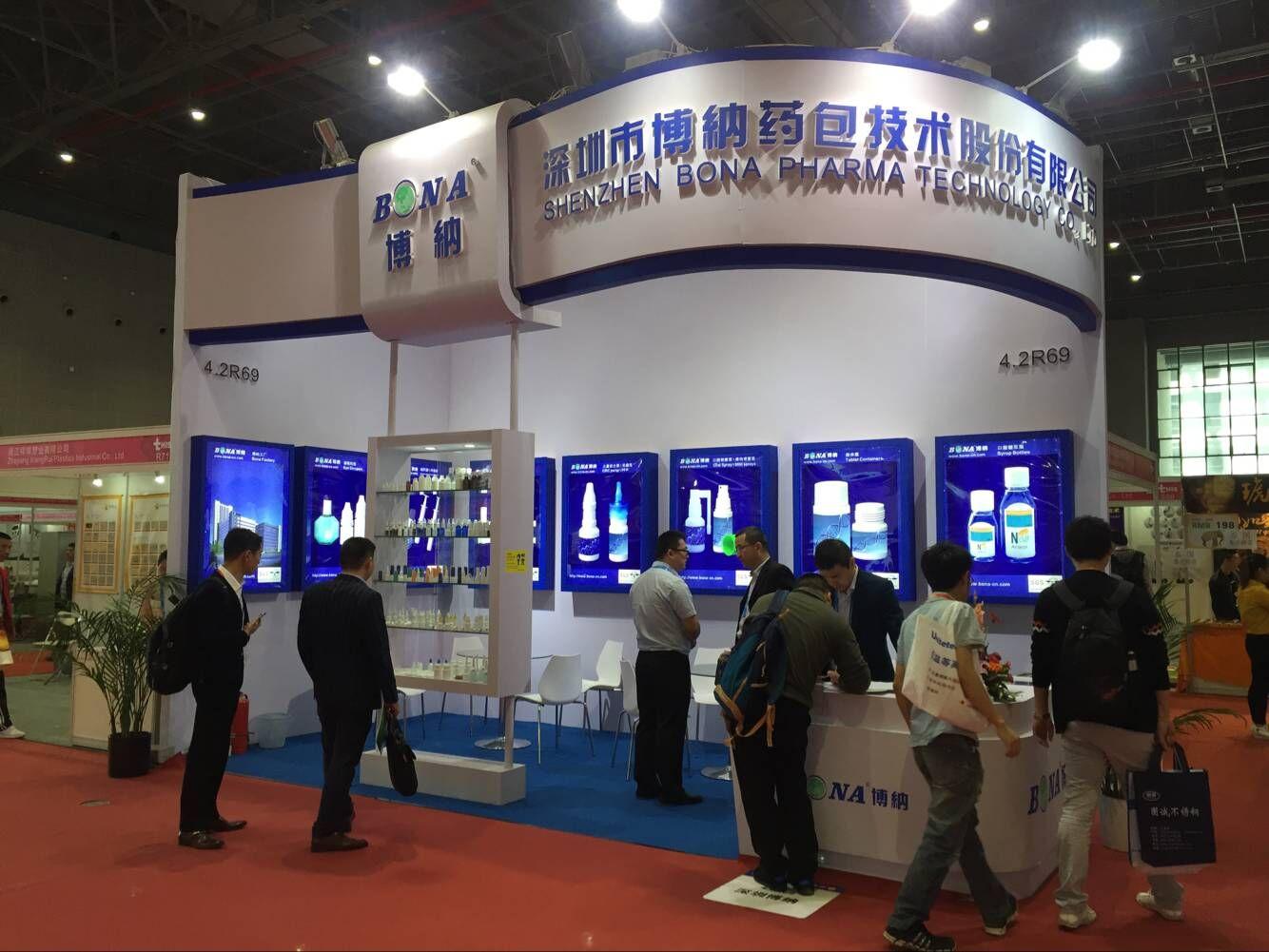 BONA Pharma attend API Shanghai, China