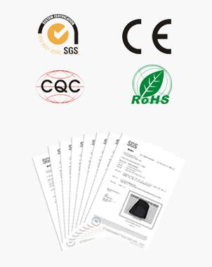 Cetificates for Autobo products