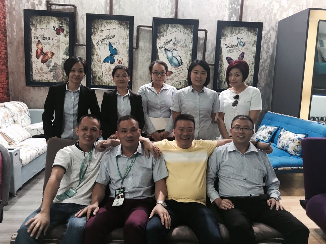 Sofa Bed Fair -My team