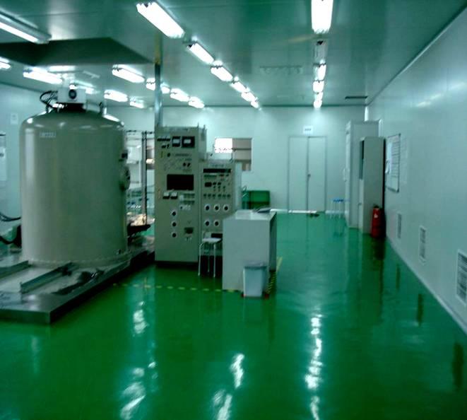 Vacuum coating machines