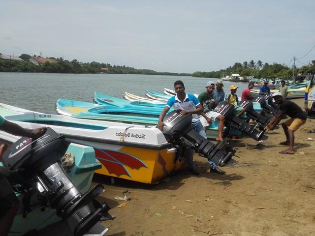 PARSUN outboard motor in Sri Lanka