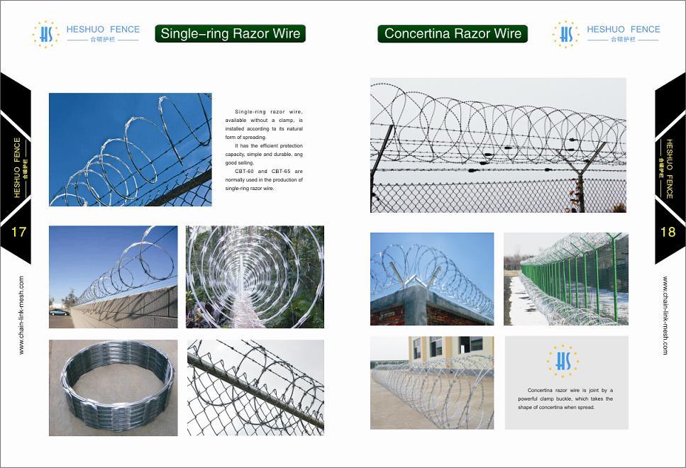 Concertina Razor Wire Catalogue