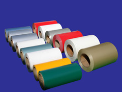 Signi Aluminium Main Products-Color Coated Aluminum Strip/Coil/Sheet .5