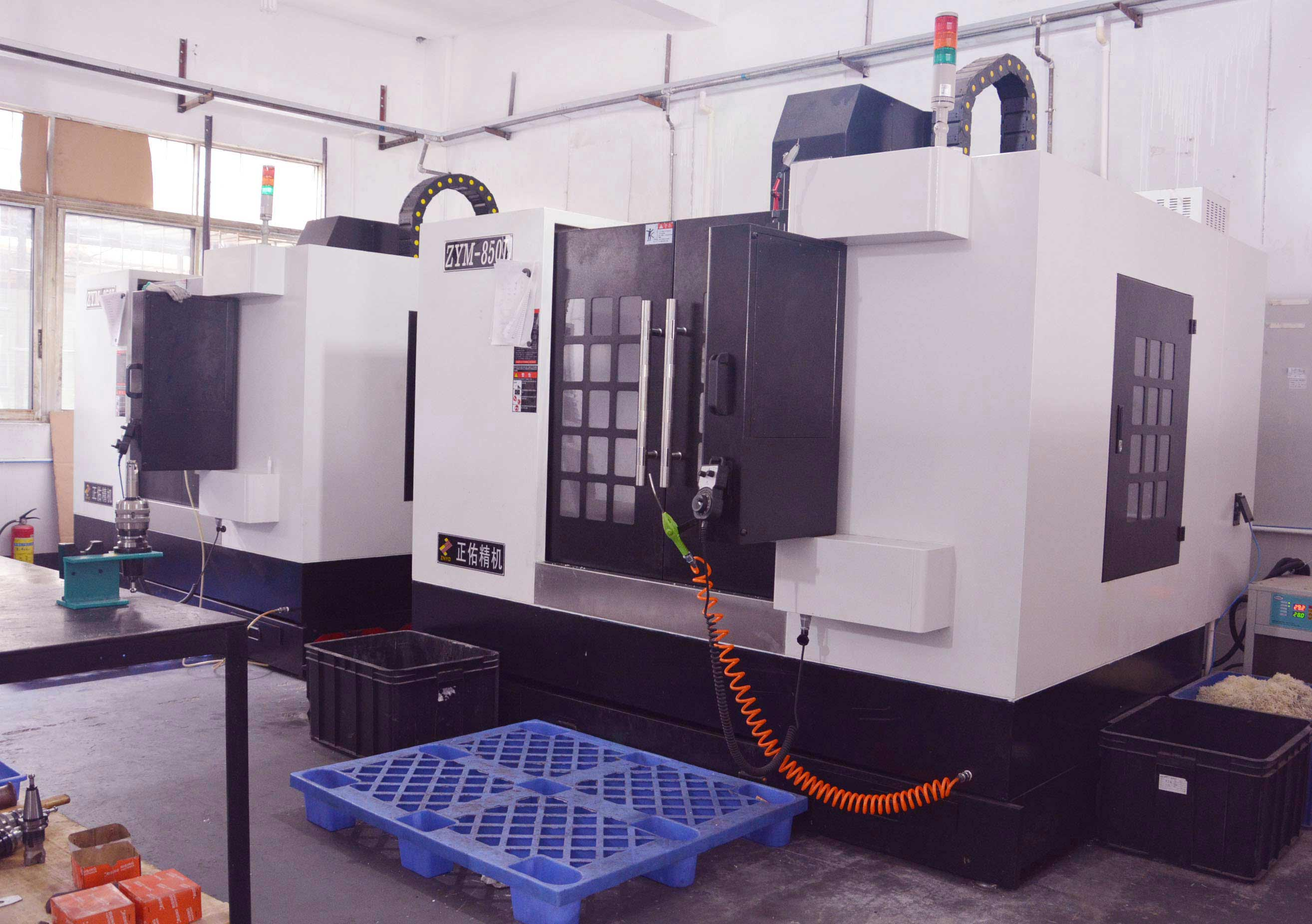 CNC Equipment