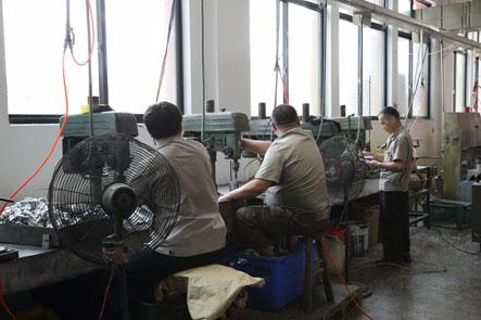 polished workshop