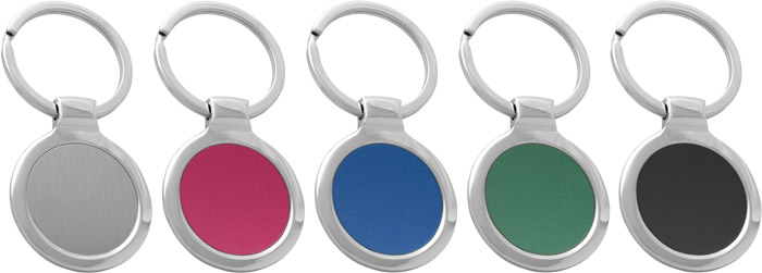 Cheap metal key ring