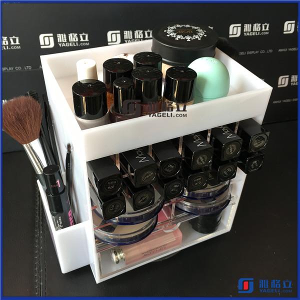 acrylic lipstick holder