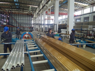 Aluminium Packing Workshop
