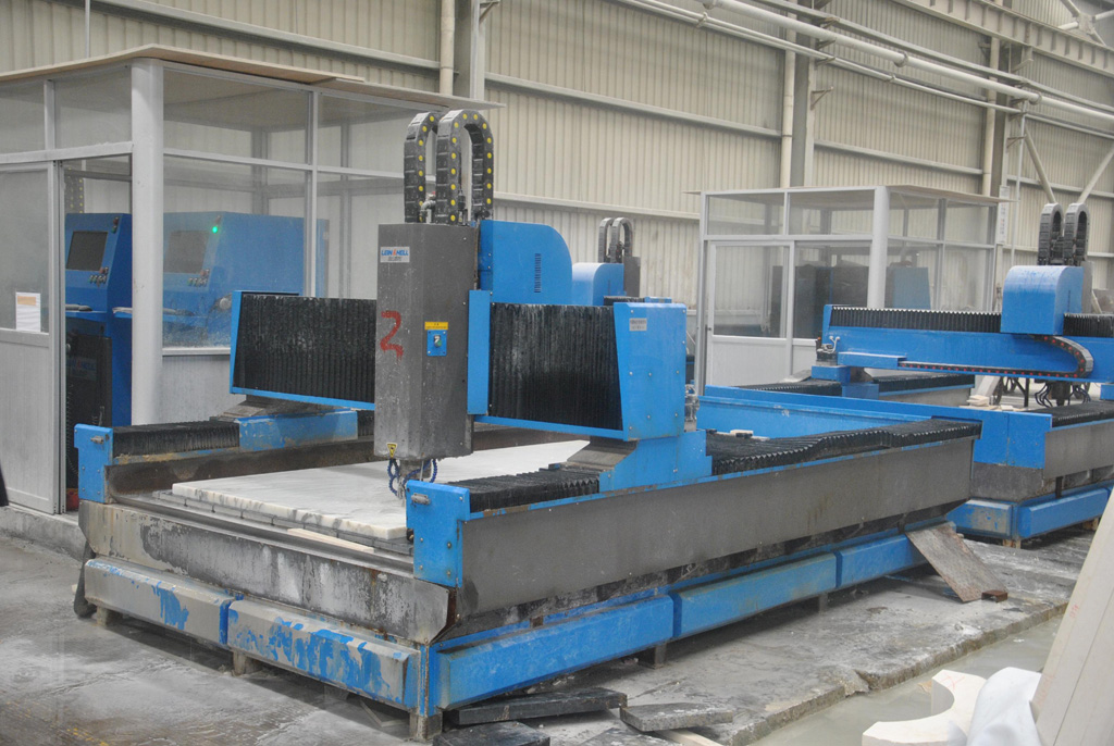 CNC Curve Machine