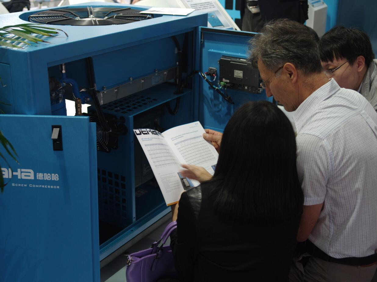 air compressor exhibition show