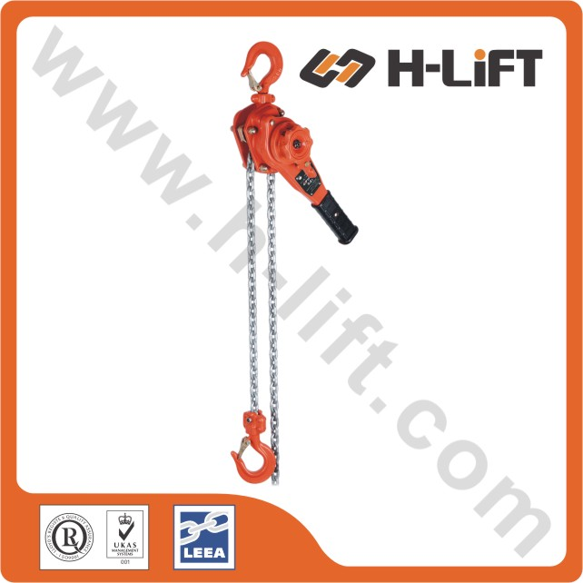 Newly Developed Lever Hoist LH-KV Type