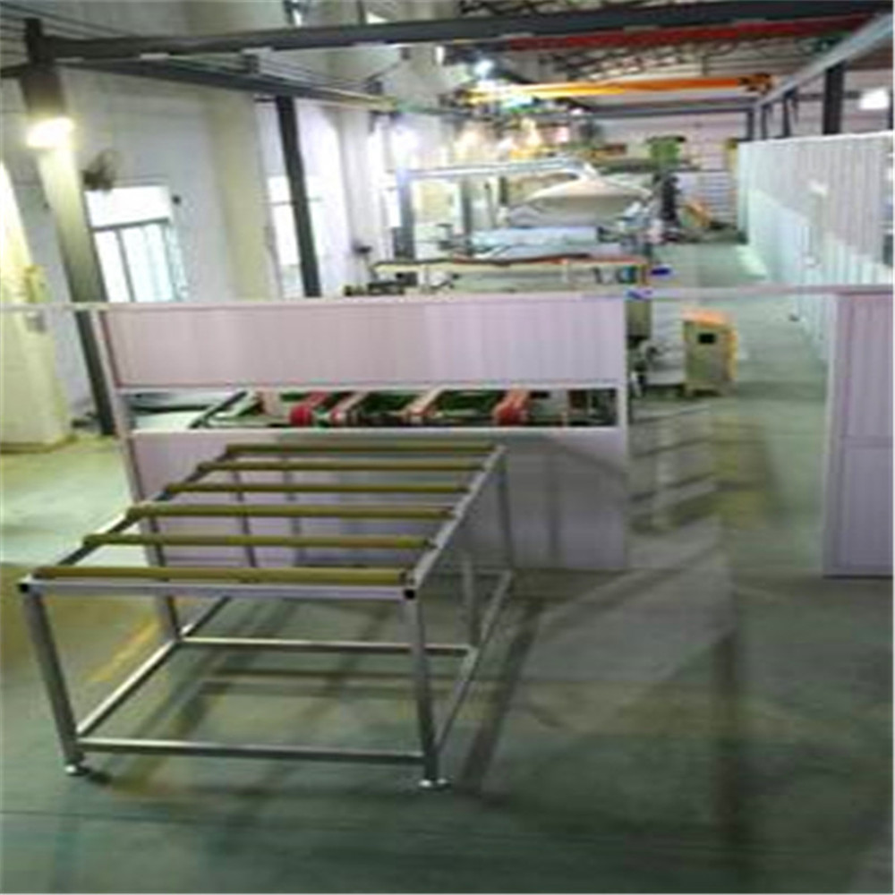 G2 automatic production line of honeycomb panels