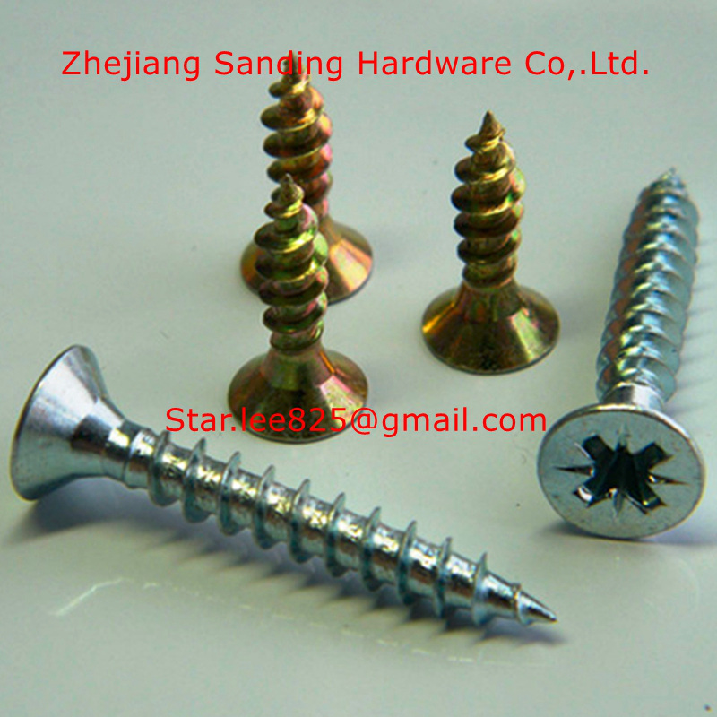 Chipboard screw / drywall screw