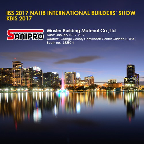 IBS 2017 NAHB INTERNATIONAL BUILDERS' SHOW