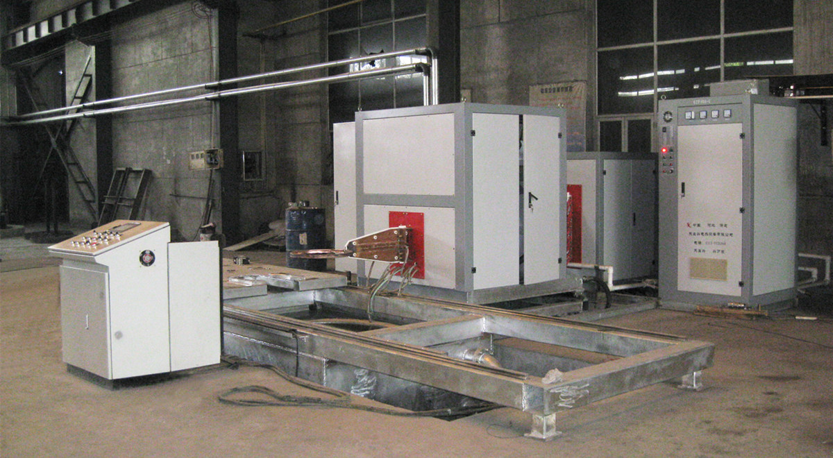 The heat-treating equipment