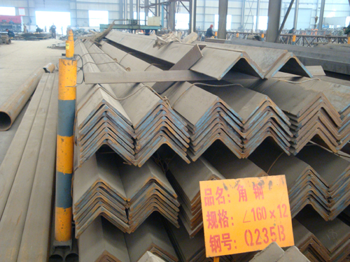 Raw material-angle steel 160x12