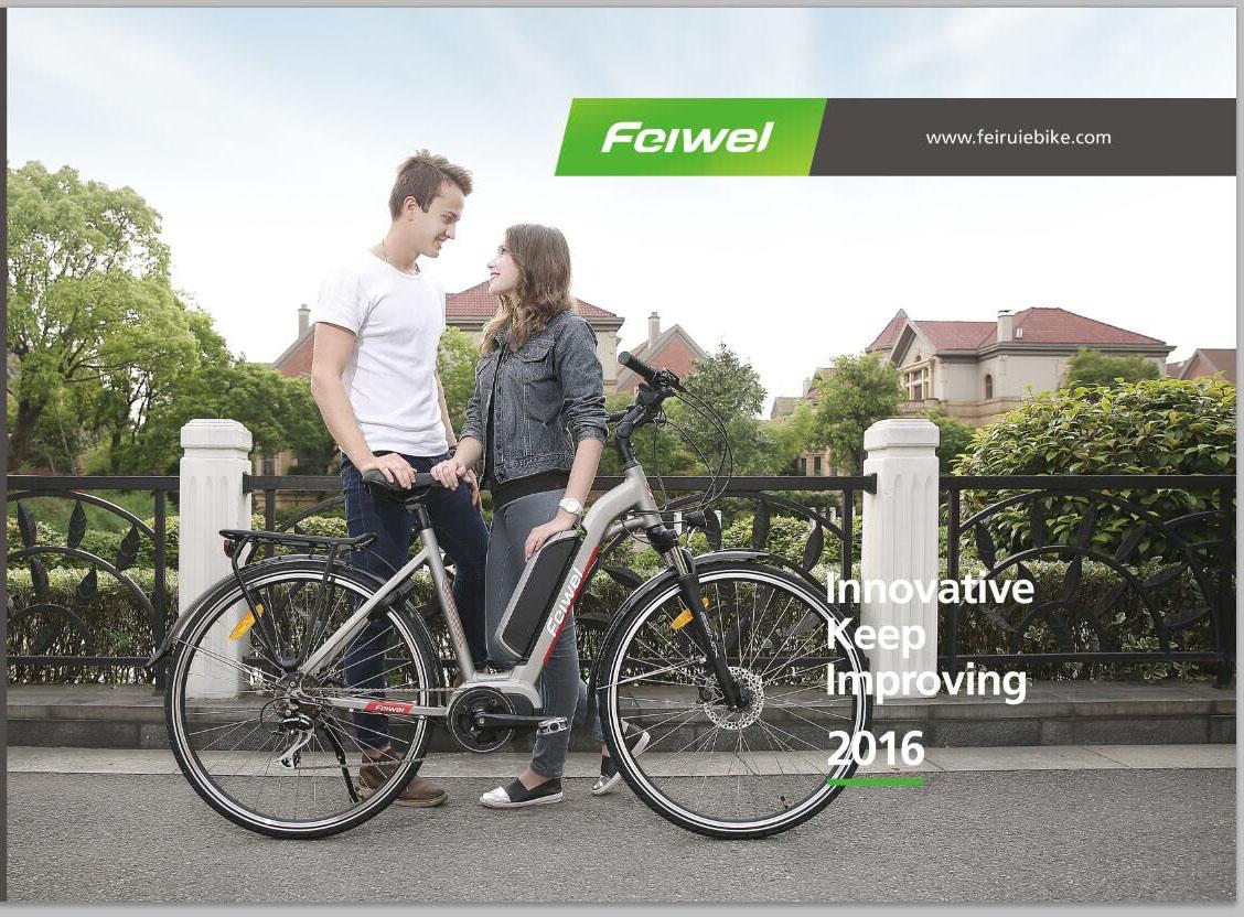 Download E-Brochures of Feirui