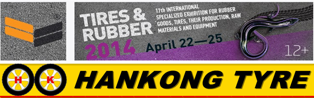 TIRES & RUBBER Moscow Apr.22-25,2014