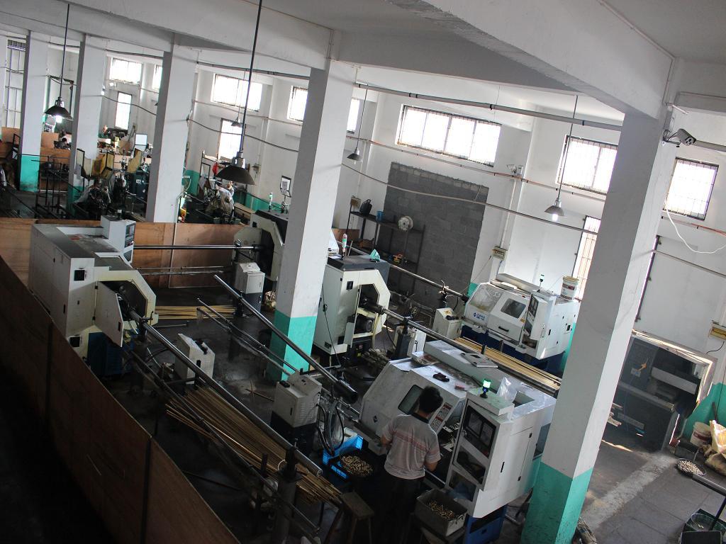 Machine workhouse