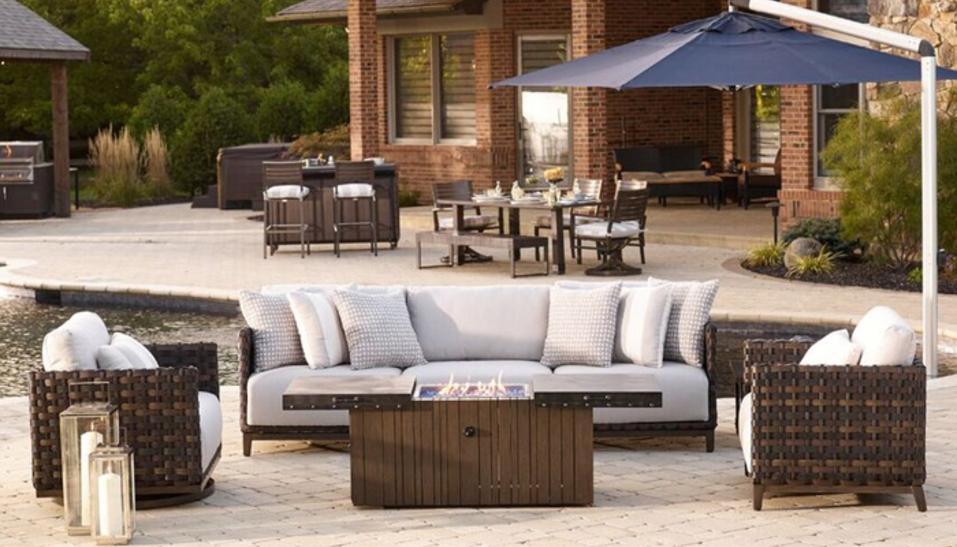 Luxury Aluminum Furniture