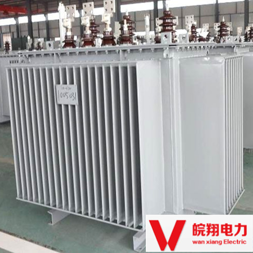 S11-800KVA oil immersed transformer