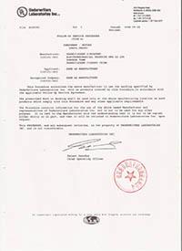 UL certification 02