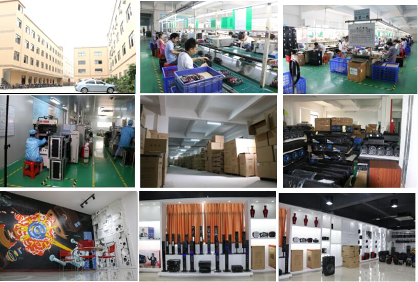 Guangzhou professional rechargeable speaker supplier