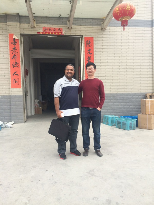 Welcome Our friend to our Factory