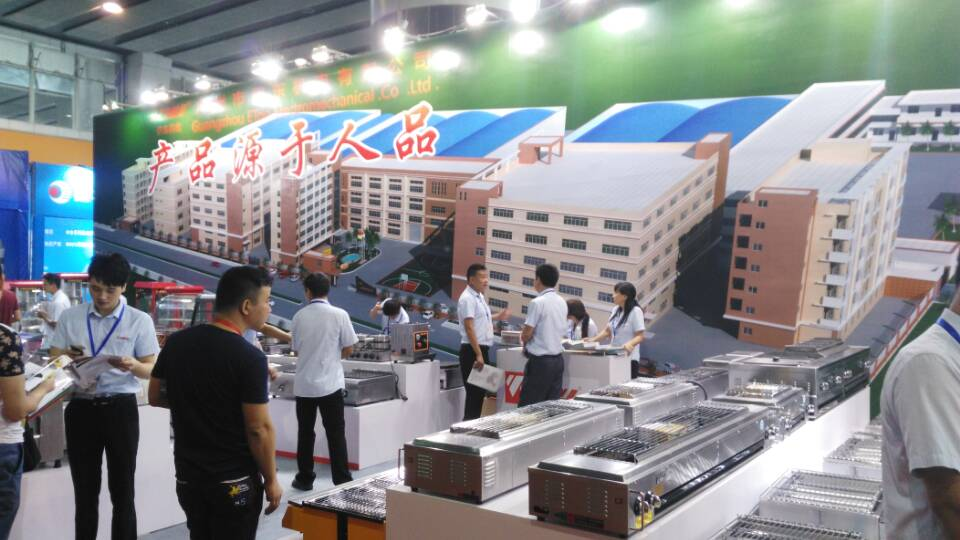 Professional Hotel appliance fair in Guangzhou 12th.Sep.2015