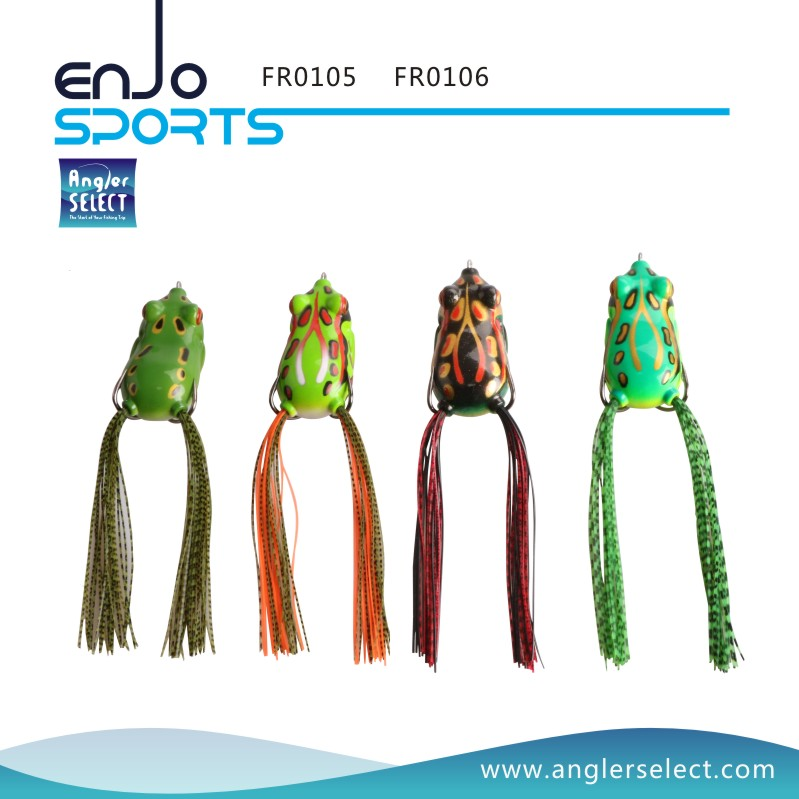 Frog Fishing Lure (FR0105)