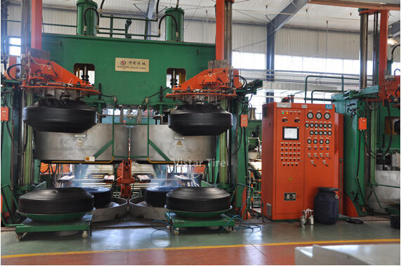 Plate Vulcanizing Machine-1