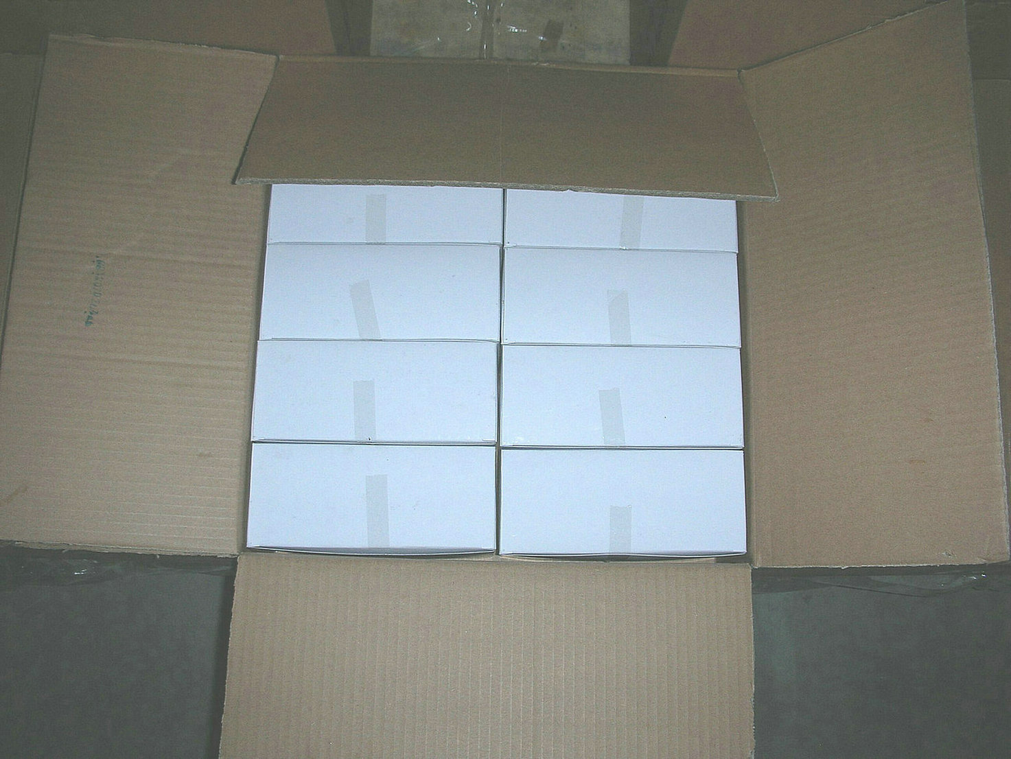 Packaging of Inner Box