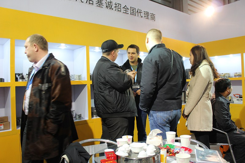 our participation bauma china fair 2012
