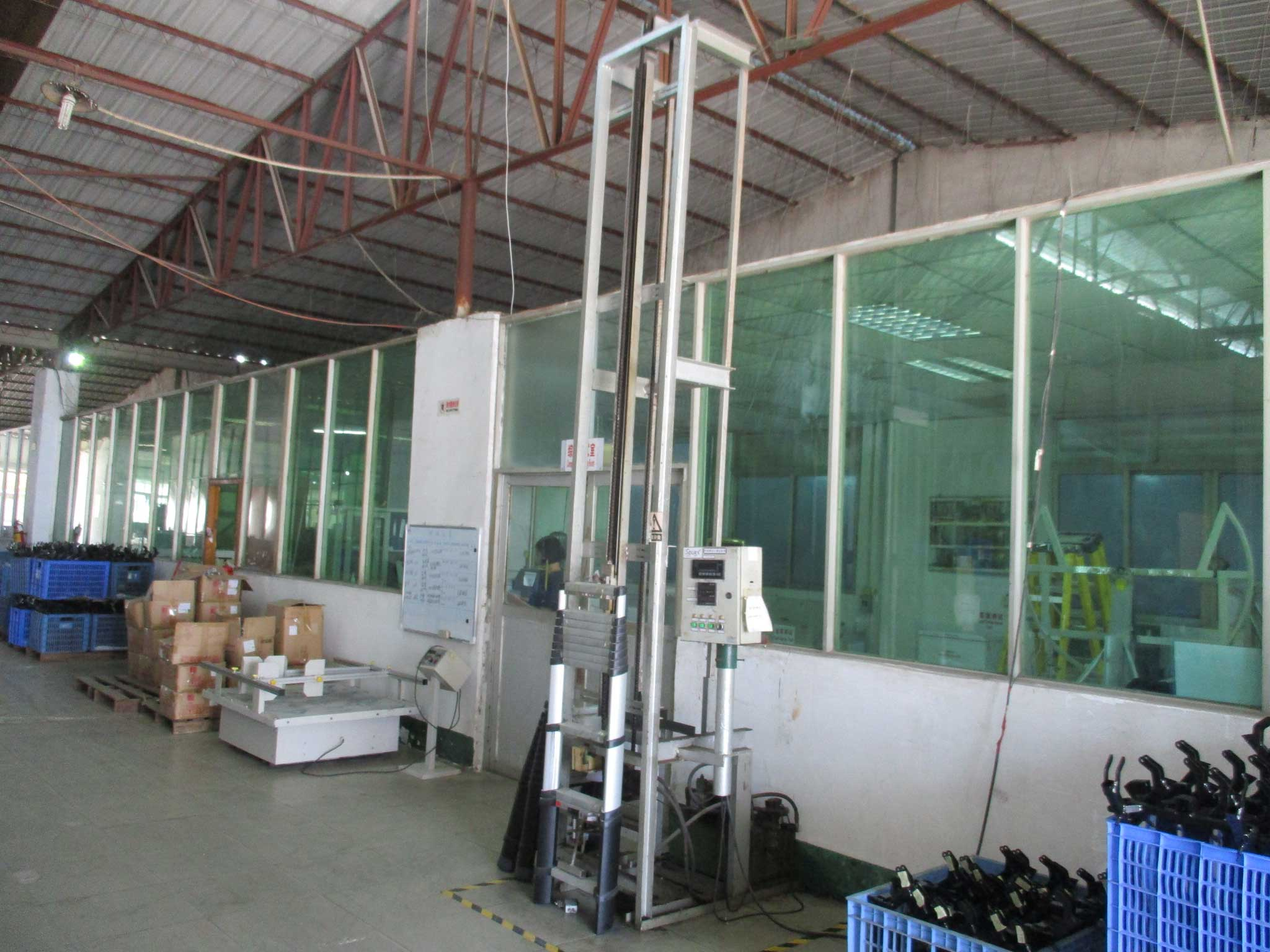 Ladder Tensile Tester