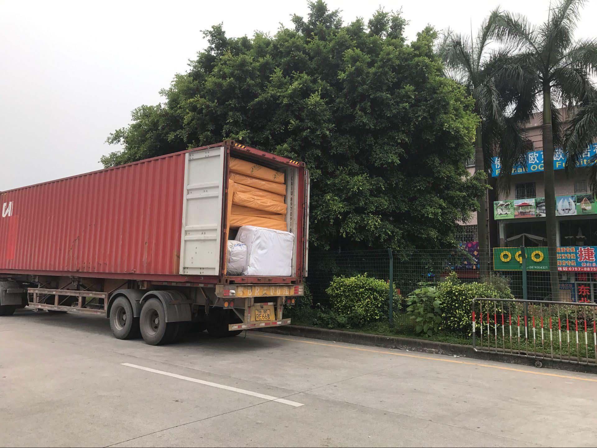 2017-5-19 Shipment India (Hotel engineering)