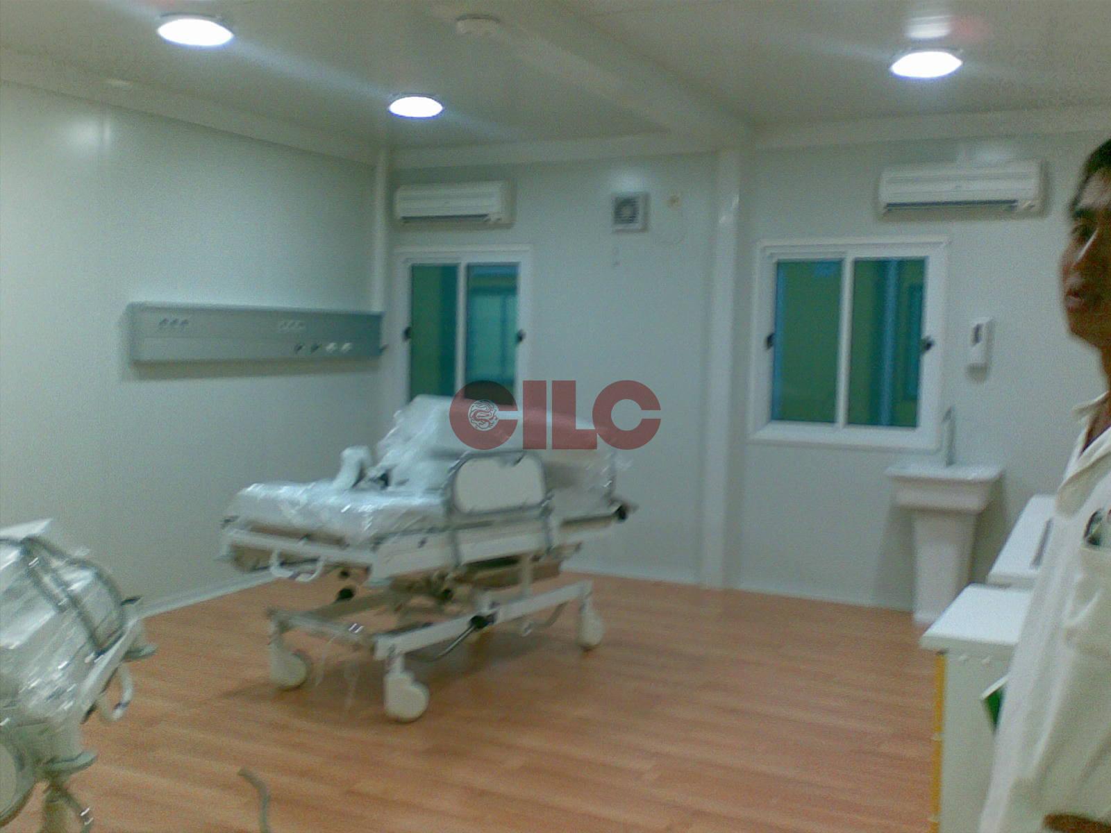 Modular Hospital Project 2