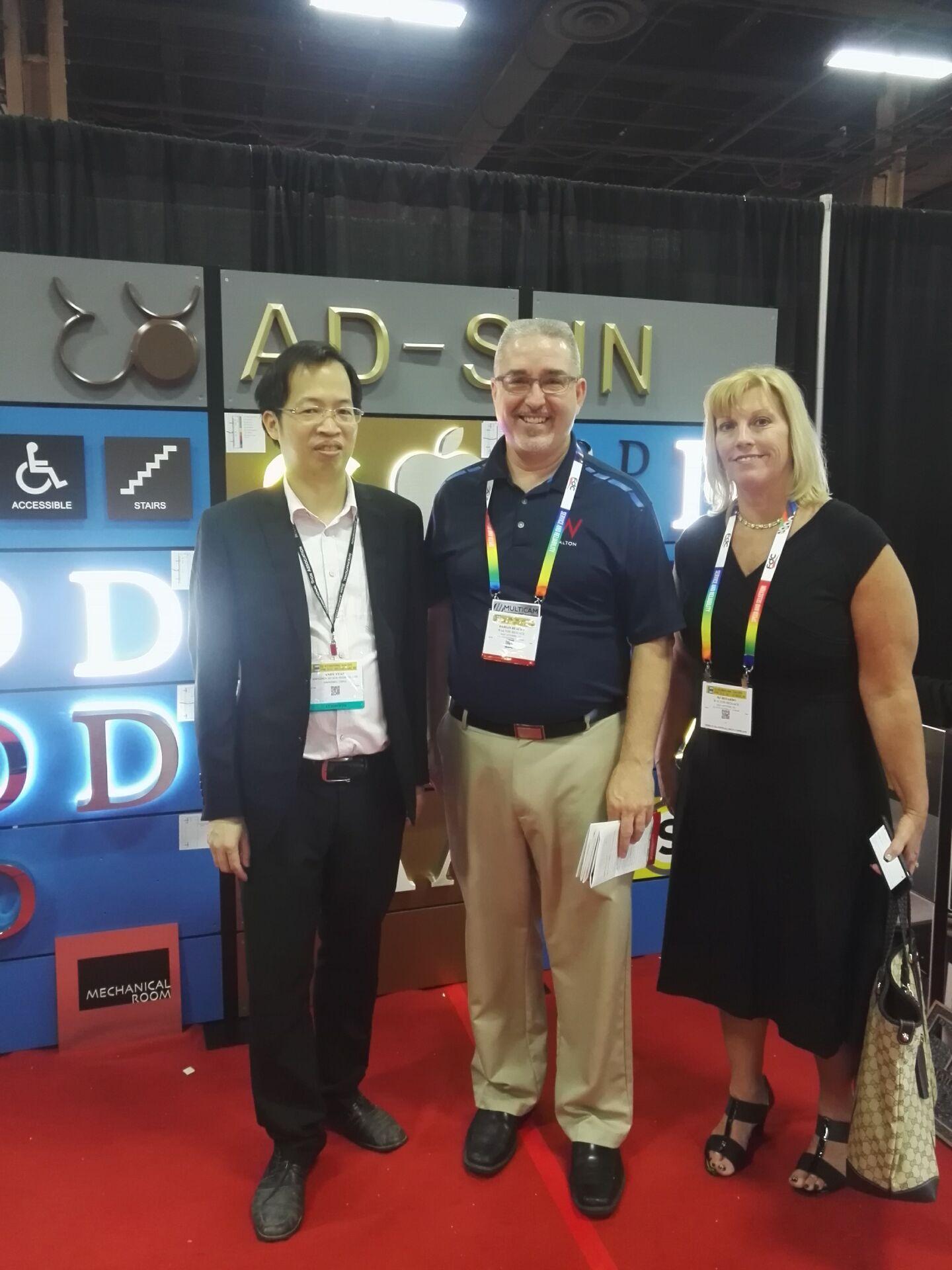 ISA Expo Las Vegas 2017