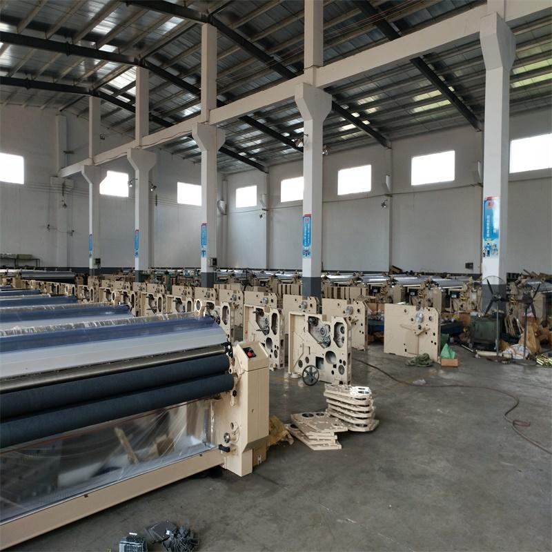 Airjet loom & waterjet loom professional manufacturer
