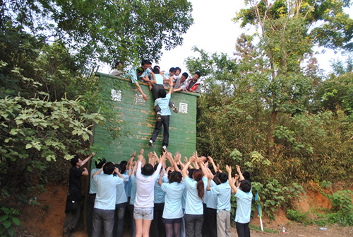 Team Building at Taihu Lake-4