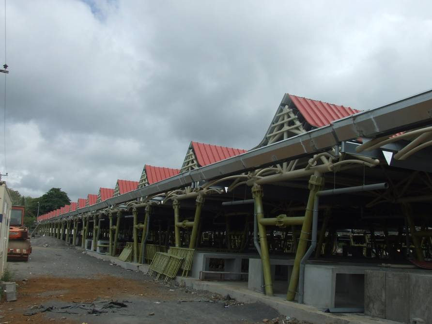 Projects for Mauritius Government