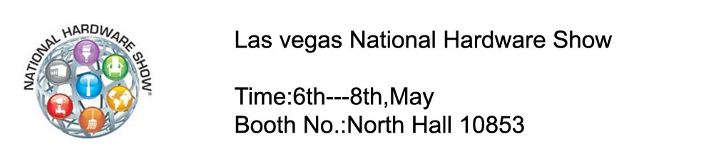 National Hardware Show 2014 (Las Vagas, USA)