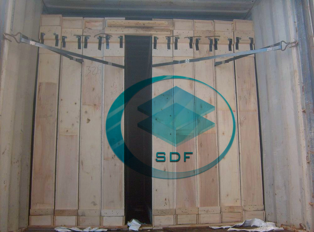 Loading for 20'GP 2134MMX3300MM